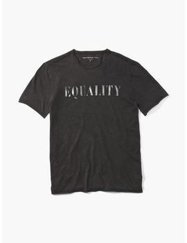 Equality Tee by John Varvatos