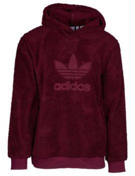 Adidas Originals Winterized Sherpa P/O Hoodie   Men's by Adidas Originals