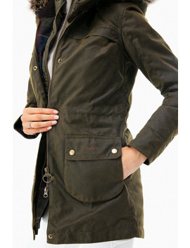 Dartford Wax by Barbour
