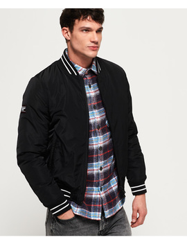 Half Time Bomber Jacket by Superdry