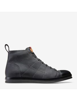 Men's Black Condros by Bally