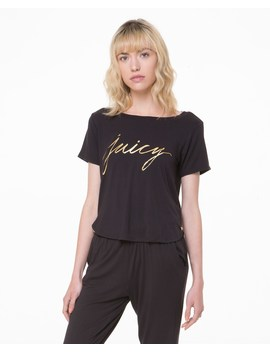 Juicy Sleep Tee by Juicy Couture