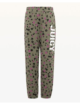 Jxjc Stenciled Juicy Print Pant by Juicy Couture