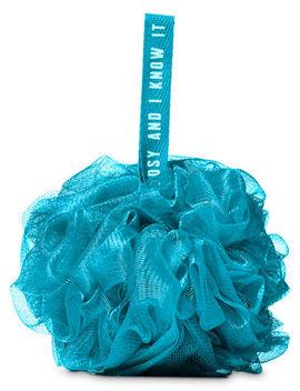 Dark Blue   Mesh Sponge    by Bath & Body Works