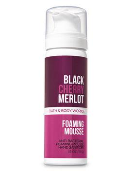 Black Cherry Merlot   Foaming Hand Sanitizer    by Bath & Body Works