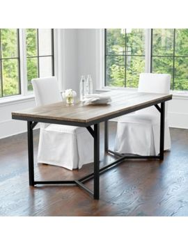 "Atticus Dining Table   78"" by Ballard Designs"