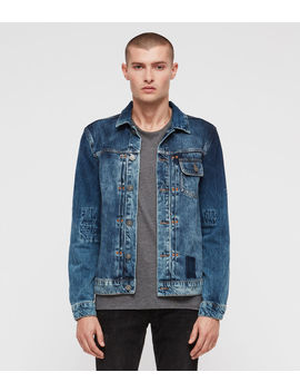 Decker Denim Jacket by Allsaints