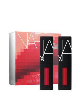 Nar Sissist Wanted Power Pack Lip Kit   Hot Reds by Nars