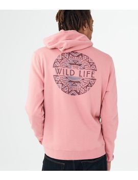 Wild Life Pullover Hoodie by Aeropostale