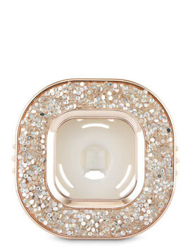 Glitter Square Vent Clip   Scentportable Holder    by Bath & Body Works