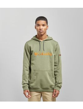 Columbia Basic Logo Hoody by Columbia