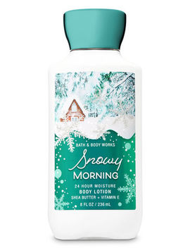 Signature Collection   Snowy Morning   Super Smooth Body Lotion    by Signature Collection