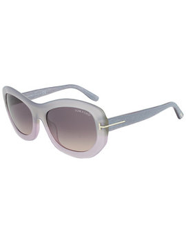 Tom Ford Women's Ft0382 Sunglasses by Tom Ford