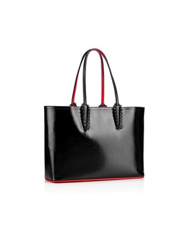 Cabata Small Tote Bag by Christian Louboutin