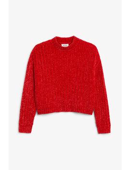 Super Soft Knit Sweater by Monki