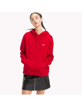 Tommy Classics Monogram Hoody by Tommy Hilfiger