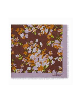 Bouquet Flowers Square by Mulberry