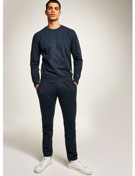 Champion Navy Joggers by Topman