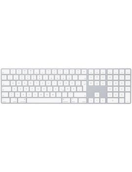Magic Keyboard Mit Ziffernblock – Deutsch – Silber by Apple