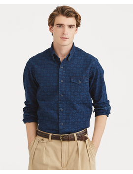 Classic Fit Southwestern Shirt by Ralph Lauren