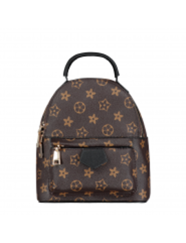 Mini Backpack Vegan Leather by Fashion Drug