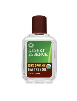 Desert Essence Organic Tea Tree Oil0.5 Fl Oz by Walgreens
