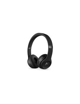 Beats Solo3 Wireless On Ear Headphones — Matt Black by Apple
