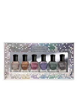Deborah Lippmann Liquid Metal Gel Lab Pro 6 Piece Set by Deborah Lippmann