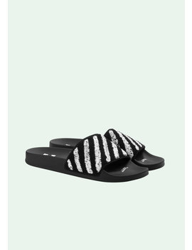 Flyknit Sliders by Off White