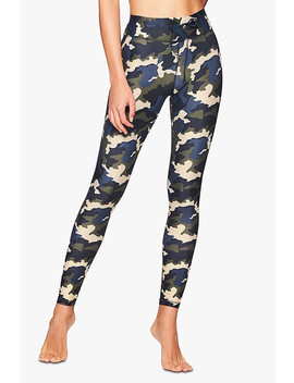 French Camo Yoga Pant by The Upside
