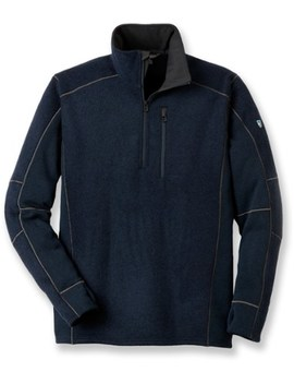 Kuhl   Interceptr Quarter Zip Fleece Pullover   Men's by Kuhl