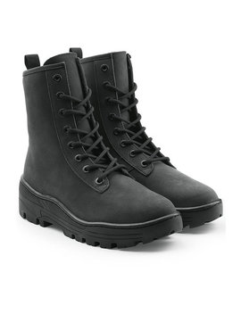 Nubuck Military Boots by Yeezy