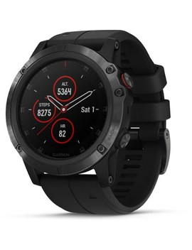 Garmin   Fenix 5 X Plus Sapphire Gps Watch by Garmin