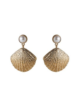 Mermaid Statement Earrings by Sportsgirl