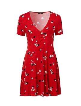 Daisy Spot Tea Dress by Sportsgirl