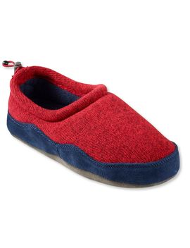 sweater-fleece-slippers by llbean