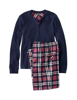 Cozy Pj Set by L.L.Bean