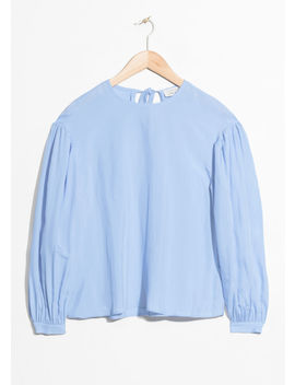 Billowy Blouse by & Other Stories
