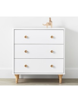 Babyletto Lolly 3 Drawer Dresser by Pottery Barn Kids