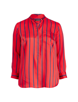 Striped Twill Shirt by Ralph Lauren