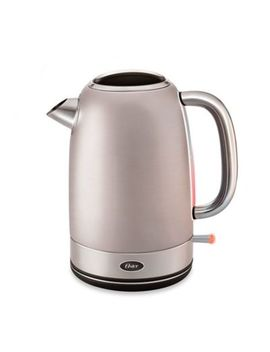 Oster® 1.7 Liter Brushed Stainless Steel Kettle by Bed Bath & Beyond
