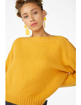 Soft Knit Top by Monki