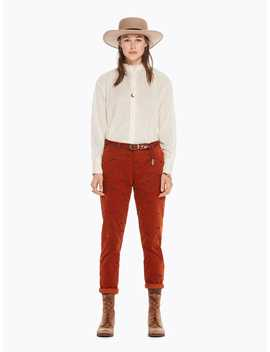 Embroidered Cotton Shirt by Scotch&Soda