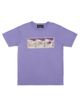 Bianca Chandon House Of Whacks T Shirt (Lavender) by Dover Street Market