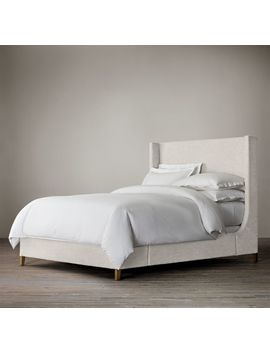 Grayson Fabric Bed by Restoration Hardware