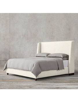 Belmont Fabric Bed by Restoration Hardware