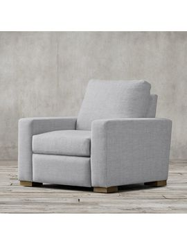 Maxwell Recliner by Restoration Hardware