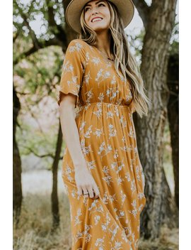 Fern Print Maxi by Roolee