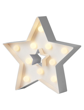 White Star Light Decoration by 51 Dna                                      Sold Out