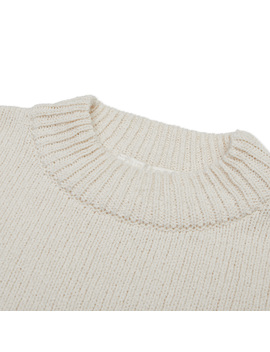 Sonar Sweater White by Our Legacy